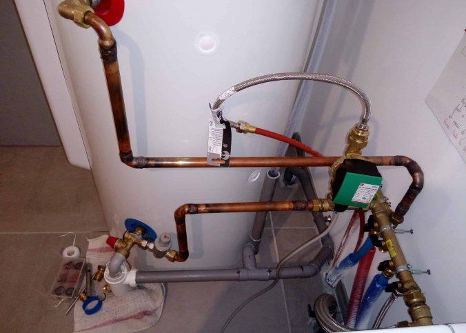 circulateur eau chaude